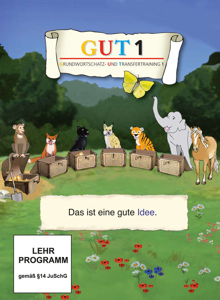 GUT1 pc online 2017